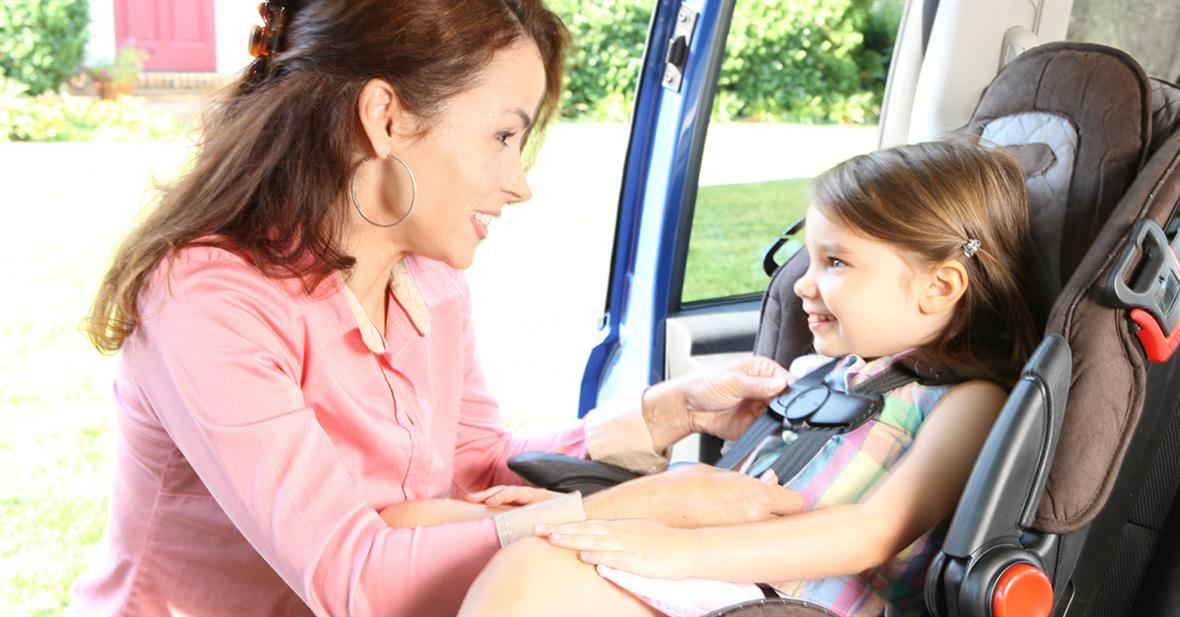 Image to go along with Child Passenger Safety