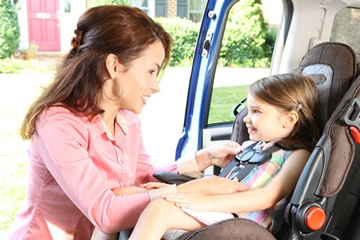 Image of Child Passenger Safety