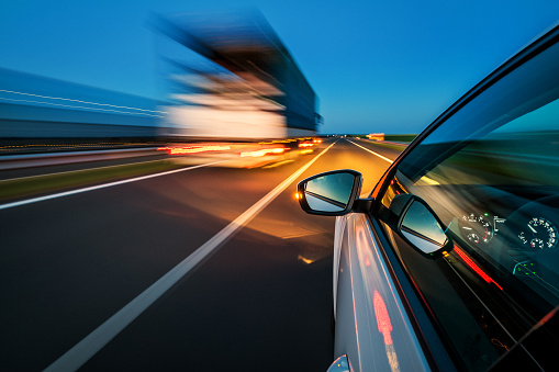 Image of Speed & Aggressive Driving